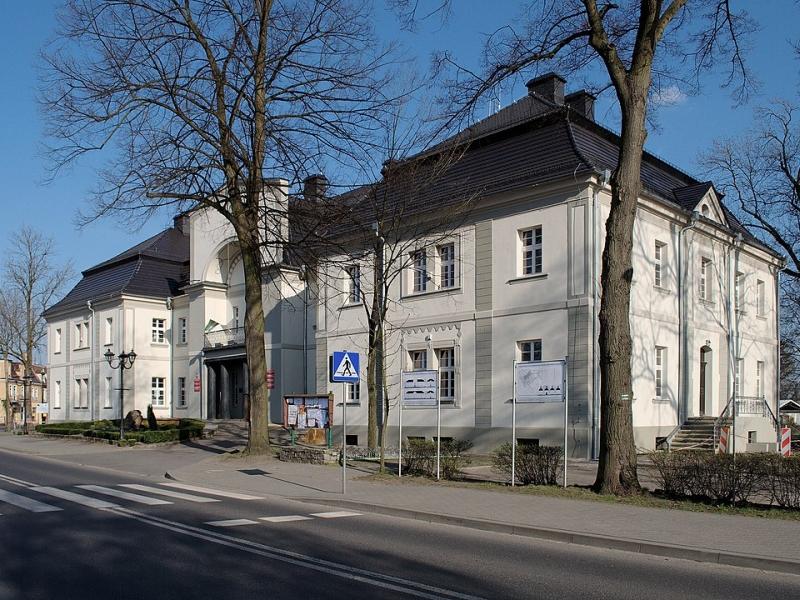 Zamek w Tworogu – siedziba urzędu gminy / Tomasz Górny (Nemo5576) - Praca własna / Wikimedia / CC BY-SA 4.0
