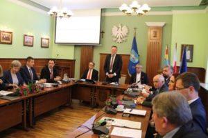 XXV Sesja Rady Miasta Radzionków