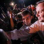 W powiecie tarnogórskim pewne zwycięstwo Andrzeja Dudy
