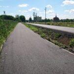 Miedary i Laryszów połączone ścieżką rowerową