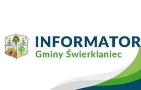 Nowe wydanie Informatora z gminy Świerklaniec dostępne on-line