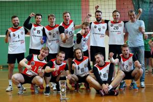 KS Volley Miasteczko Śląskie awansował do 2. ligi!