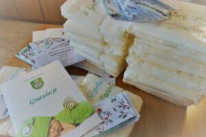 Gratulacje dla rodziców noworodków z terenu  Gminy Tworóg