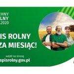 Powszechny Spis Rolny ruszy od 1 września 2020 r. Potrwa 3 miesiące
