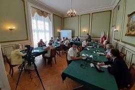 Deklaracja gminy w sprawie budowy sygnalizacji świetlnej na Tarnogórskiej