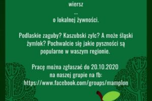 Uwaga – ogólnopolski konkurs!