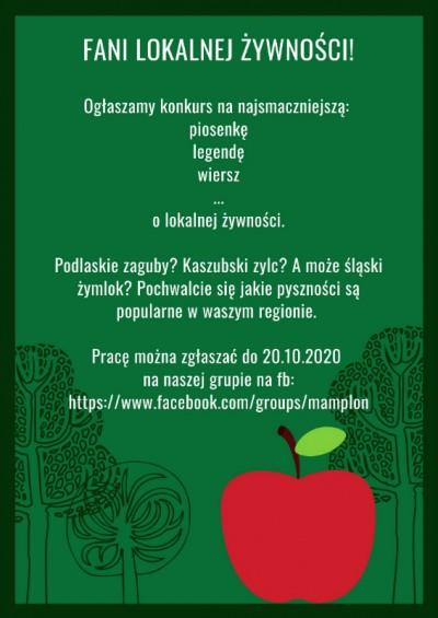 Uwaga - ogólnopolski konkurs!