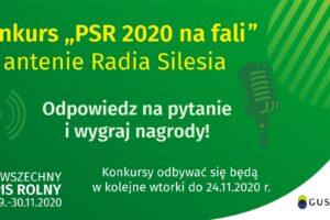 PSR 2020 na fali, kolejne pytanie