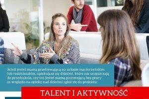 Talent i aktywność
