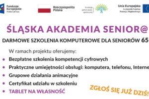 Śląska Akademia Senior@