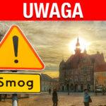 Smog – ryzyko przekroczenia norm – poziom 2