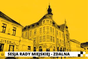 XXX sesja Rady Miejskiej w Tarnowskich Górach