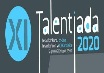 logo Talentiada 2020