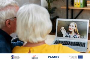 Prezent dla babci i dziadka – nauka internetu