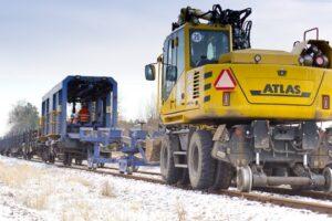 Rozpoczyna się budowa kolei do lotniska w Pyrzowicach