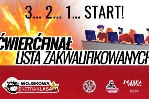 """Kadeci z ZSTU w Tarnowskich Górach w ćwierćfinale """"EkstraKLASy Wojskowej"""""""