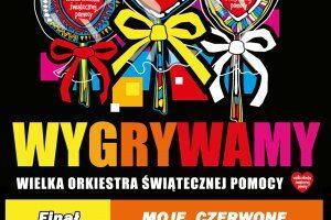 Moje, czerwone serce – finał WOŚP w Zbrosławicach