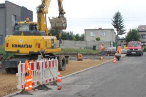 Rozpoczynamy pozimową naprawę gminnych dróg gruntowych