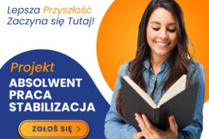 """Projekt """"Absolwent-Praca-Stabilizacja"""""""
