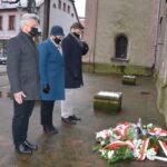 Oddali hołd ofiarom Katynia
