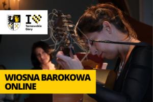 Pałac w Rybnej: Wiosna barokowa online