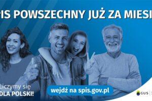 1 kwietnia rusza powszechny spis ludności!