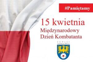 Dzisiaj obchodzimy Międzynarodowy Dzień Kombatanta