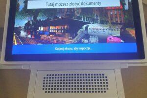 Automatyczne Biuro Obsługi Klienta w Starostwie Powiatowym!
