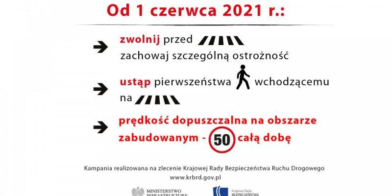 1 czerwca wejdą w życie nowe przepisy kodeksu drogowego. Zobacz co się zmieni!