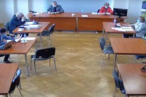 Sprawozdanie z XXV sesji Rady Miejskiej w Kaletach