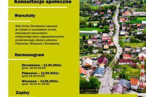 Plany zagospodarowania przestrzennego – warsztaty on-line