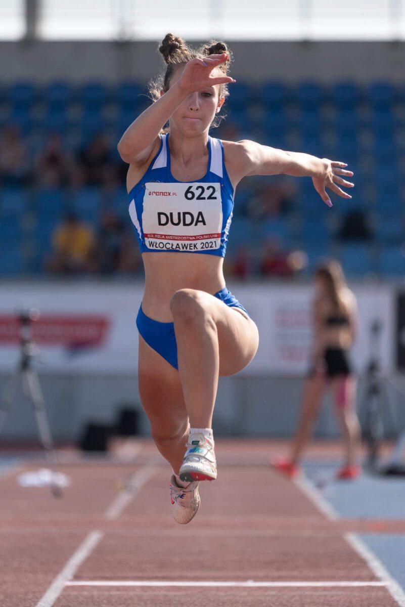 Julia Duda - fot. Tomasz Kasjaniuk Fotografia Sportowa