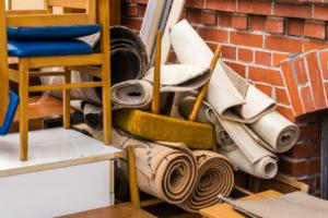 Zbiórka odpadów wielkogabarytowych  w budynkach wielolokalowych