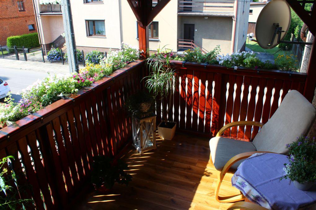 zdjęcie balkonu